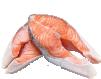Рыбные стейки, филе, пельмени